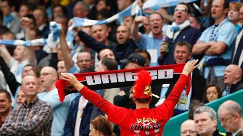 Cả Man đỏ và Man xanh đều chuẩn bị cho trận derby Manchester không thể tốt hơn bằng những trận thắng tưng bừng cuối tuần qua