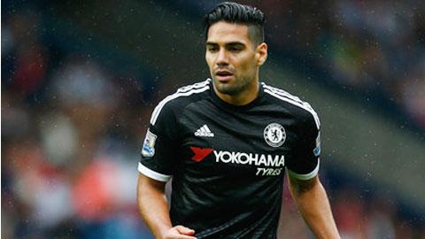 Falcao có nguy cơ phải rời Chelsea ngay trong tháng Giêng
