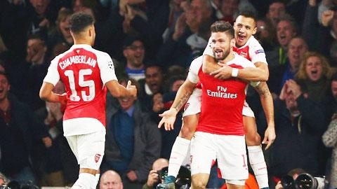 Bây giờ, tất cả đã phải nhìn Arsenal với con mắt khác