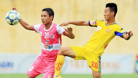CLB Nam Định vẫn chưa có mục tiêu rõ ràng