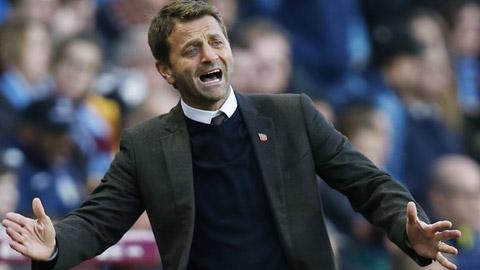 Tim Sherwood chia tay Aston Villa sau 8 tháng gắn bó