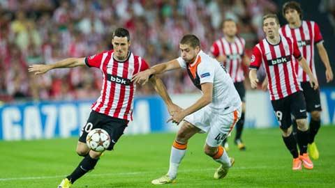 Có rất nhiều lý do để đặt niềm tin vào Bilbao (áo sọc)