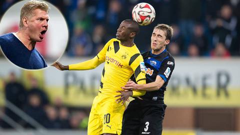 01h00 ngày 29/10, Dortmund vs Paderborn: Effenberg cũng bó tay