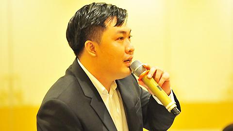 Tân TGĐ VPF Cao Văn Chóng