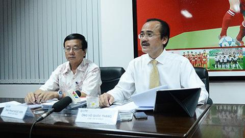 VPF họp hội đồng quản trị