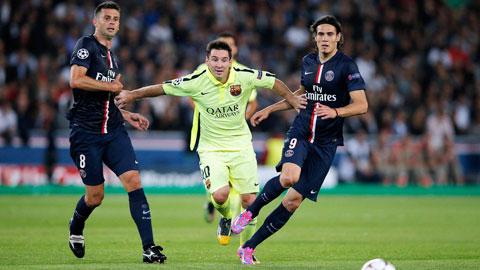 Khả năng Barca gia nhập Ligue 1 là khó xảy ra