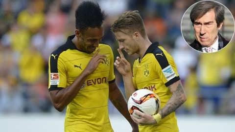 Barca muốn chiêu mộ một loạt sao ở Dortmund