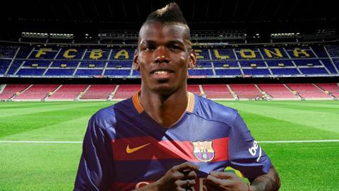 Pogba đòi lương 150 triệu euro/6 năm, Barca tuyên bố đầu hàng