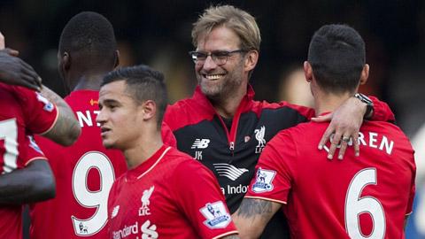 HLV Klopp sẽ mang đội hình Liverpool mạnh nhất tới Nga