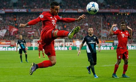 Guardiola muốn Bayern kiểm soát bóng 100%