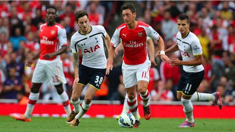 Đội hình trong mơ kết hợp giữa Arsenal và Tottenham