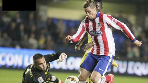 Cơn hạn của Atletico Madrid