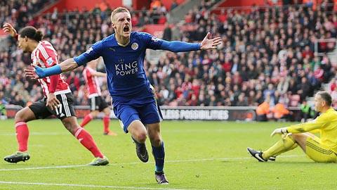 Vòng 12 Ngoại hạng Anh: Leicester lên đỉnh bảng