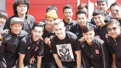 Nòng cốt là U19 Muangthong United