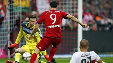 Bundesliga thời loạn lạc