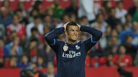 Ronaldo và đồng đội tỏ ra mệt mỏi sau khi phải căng sức ở Champions League