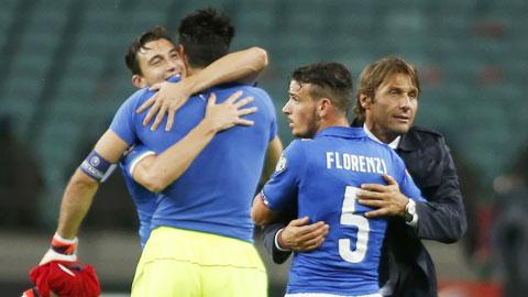 ĐT Italia triệu tập: HLV Conte không dám thử nghiệm