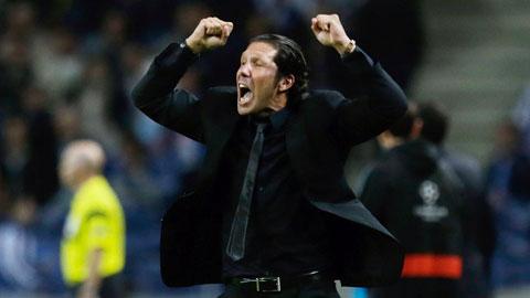 Simeone sẵn sàng tiếp quản Chelsea