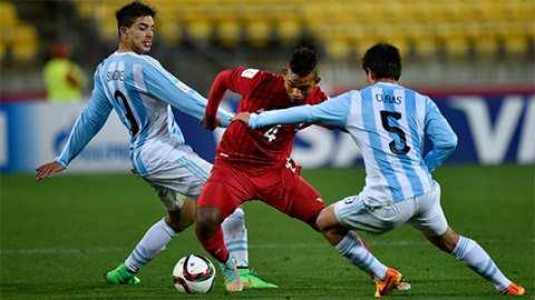 08h30 ngày 11/6, trực tiếp Argentina vs Panama