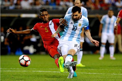 Messi có ngày thi đấu chói sáng với 1 hat-trick trong chưa đầy 20 phút