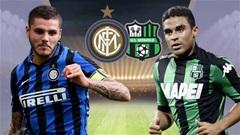 Nhận định bóng đá Inter vs Sassuolo, 17h30 ngày 14/5: Chiến đấu vì Icardi