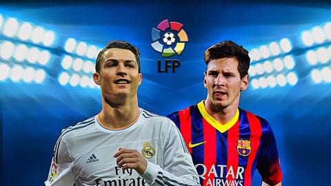 Vòng 37 La Liga: Song mã Barca-Real phân cao thấp ở vòng cuối