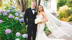 Thế giới sao 27/6: De Bruyne rạng rỡ trong ngày cưới