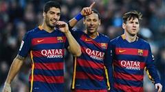 Thế giới sao 4/8: Neymar cảm ơn Messi, Suarez