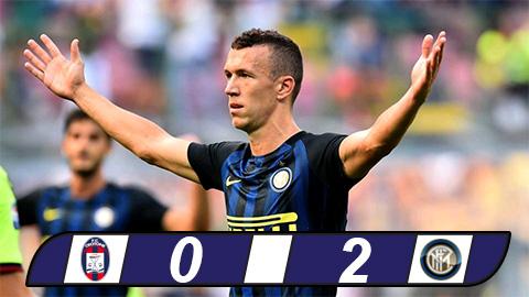 Thắng muộn màng, Inter độc chiếm đỉnh Serie A