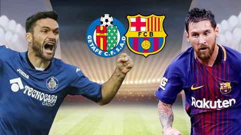 Getafe vs Barcelona, 21h15 ngày 16/9: Nối dài mạch thắng
