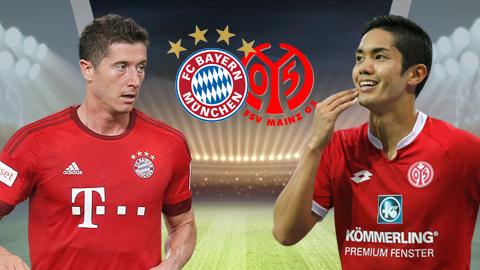 Nhận định bóng đá Bayern Munich vs Mainz, 20h30 ngày 16/9: Chìm trong khủng hoảng