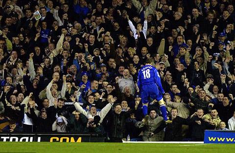Bàn thắng để đời của Rooney vào lưới Leeds