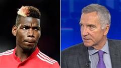 """Chê Pogba không biết đá tiền vệ, cựu sao Liverpool bị """"ném đá"""" tơi tả"""