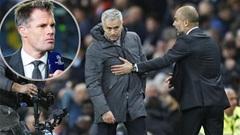 """Jamie Carragher: """"M.U suy sụp là do Mourinho"""""""