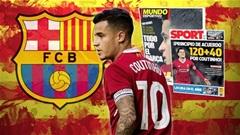 Coutinho gia nhập Barca: Cái tát tối mặt Ngoại hạng Anh