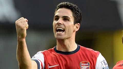 Những bản hợp đồng Arsenal đưa về thay thế Viera