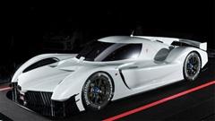 Toyota giới thiệu mẫu xe thể thao mạnh gần 1000 mã lực