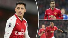 Wenger đòi Martial mới chịu nhả Sanchez cho M.U