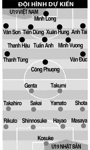 16h00 ngày 11/10, U19 Việt Nam-U19 Nhật Bản: Thay nhân sự, đổi cục diện! - ảnh 4
