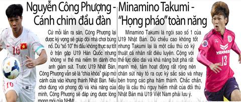16h00 ngày 11/10, U19 Việt Nam-U19 Nhật Bản: Thay nhân sự, đổi cục diện! - ảnh 3