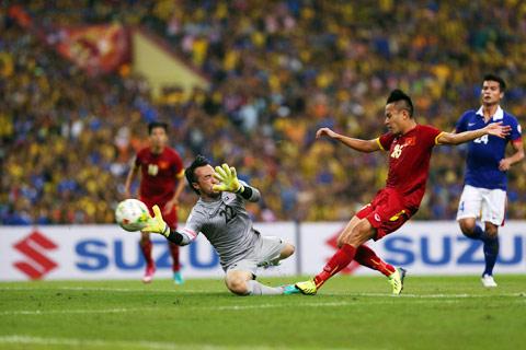 Việt Nam vs Malaysia: Thắng thuyết phục để vào chung kết - ảnh 3