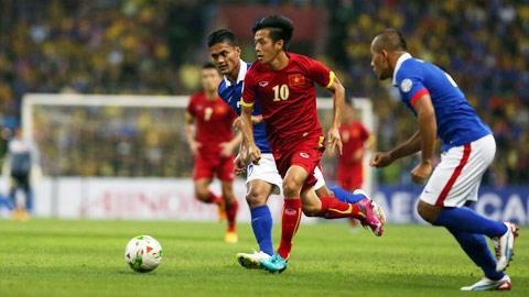 Việt Nam vs Malaysia: Thắng thuyết phục để vào chung kết - ảnh 5