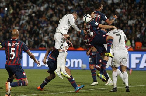 Hạ San Lorenzo 2-0, Real vô địch FIFA Club World Cup 2014 - ảnh 2