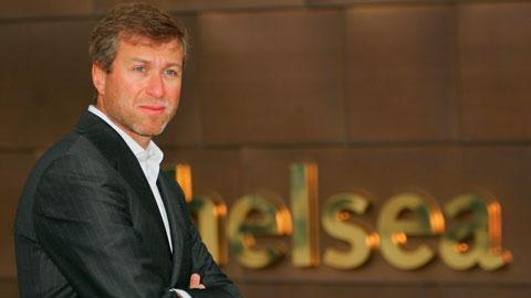 Ông chủ Roman Abramovich của Chelsea